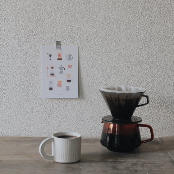 Image of Coffee Lovers - Carte