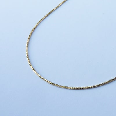 Image of Beam Necklace in gold