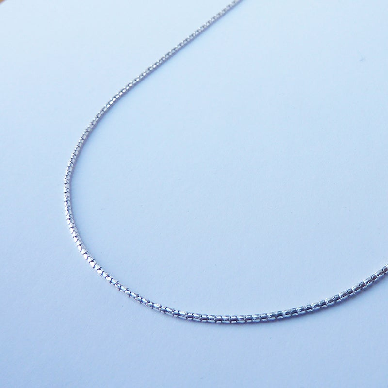 Image of *NEW* Beam Necklace in sterling silver