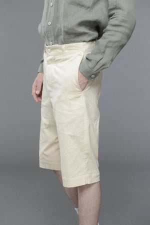 Image of California Summer Corduroy shorts STONE