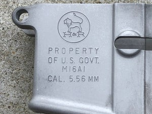 Image of 80% Stamped - H&R M16A1 Lower - A1 Profile