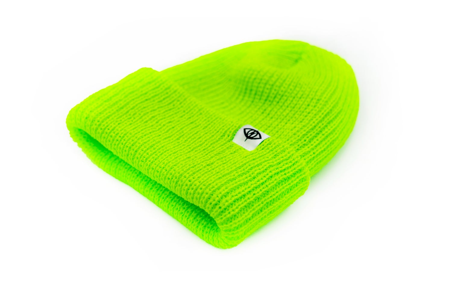 Image of WATCHCAP [ electric lime ]