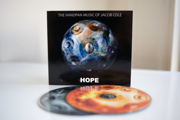 Image of HOPE - The Handpan Music of Jacob Cole