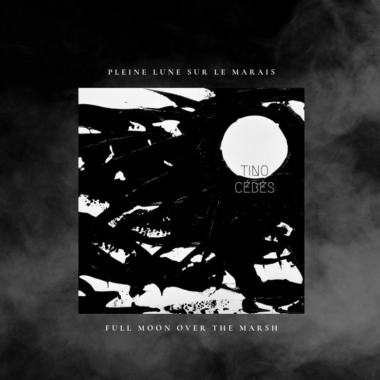 """Image of Tino Cébès : """"Pleine Lune Sur Le Marais"""""""