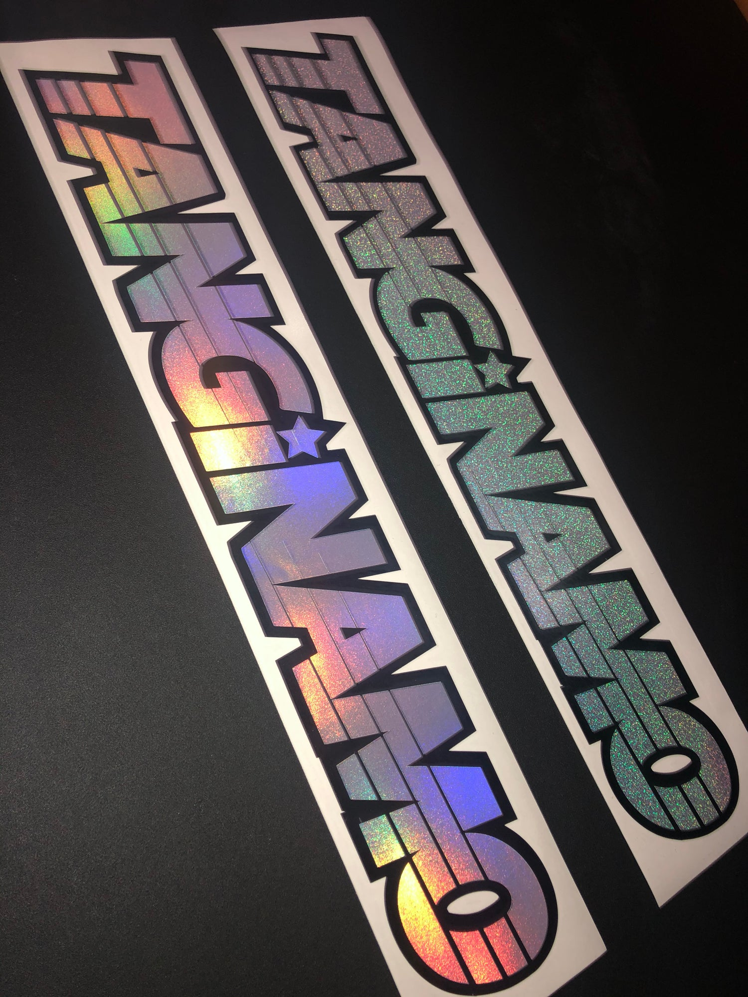Image of TANGINAMO V3 LARGE STICKER