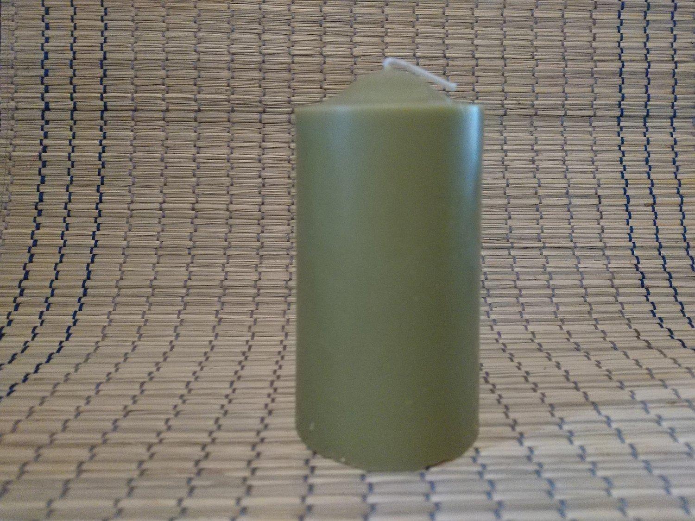 Image of Hot Paladin - Pillar Candle