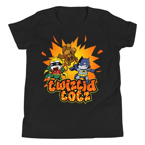 Image of Twiztid Totz B&R Extension Cords Shirt