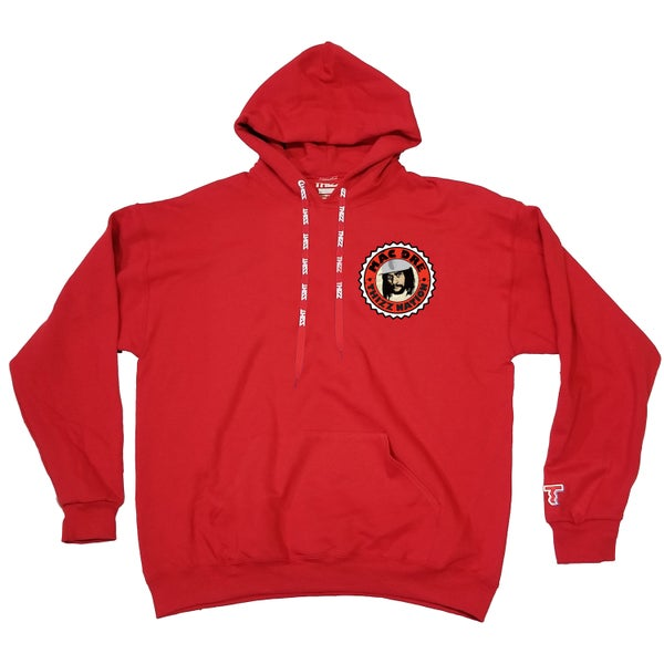 Image of LIMITED MAC DRE HOODY V1- RED