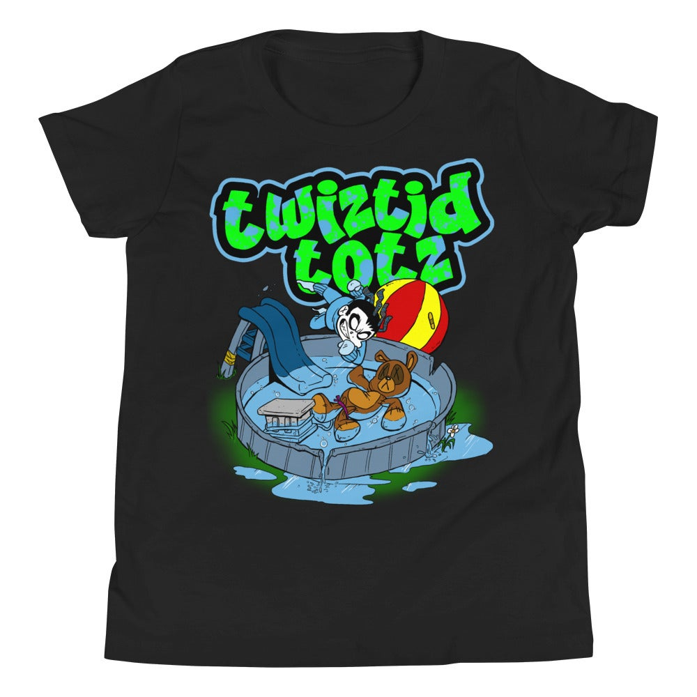 Image of Twiztid Totz Madrox Swimming Pool Shirt