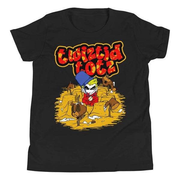 Image of Twiztid Totz Monoxide Sandbox Shirt