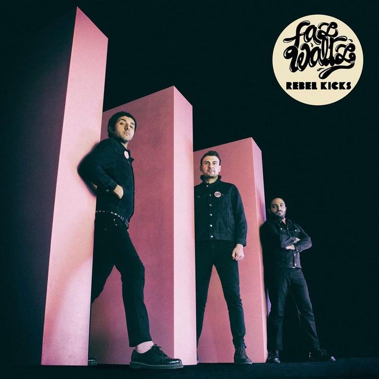 """Image of Faz Waltz """"Rebel Kicks"""" LP PRE ORDER"""