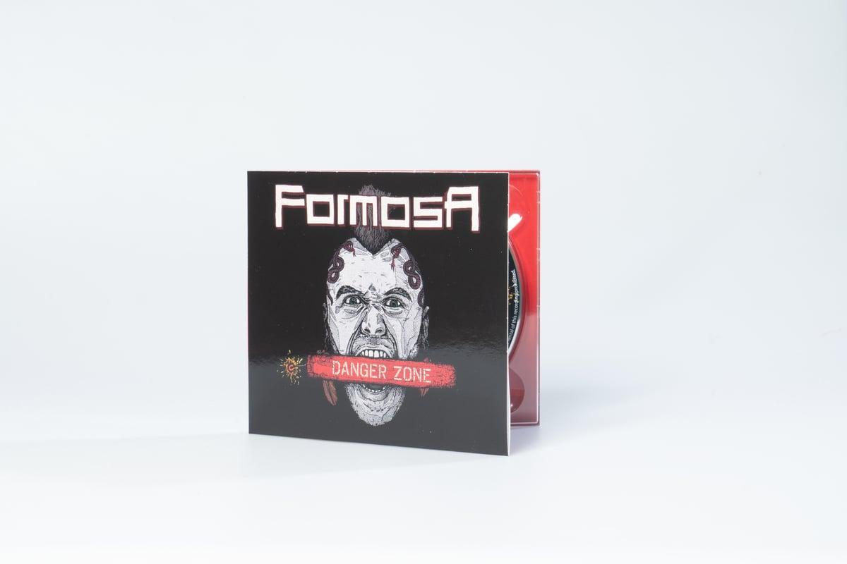 Image of DANGER ZONE CD