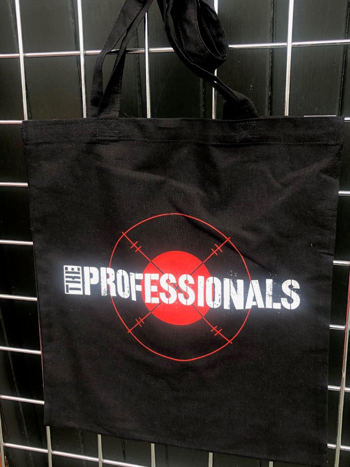 Image of The PROFESSIONALS 'Target' Design Tote Bag