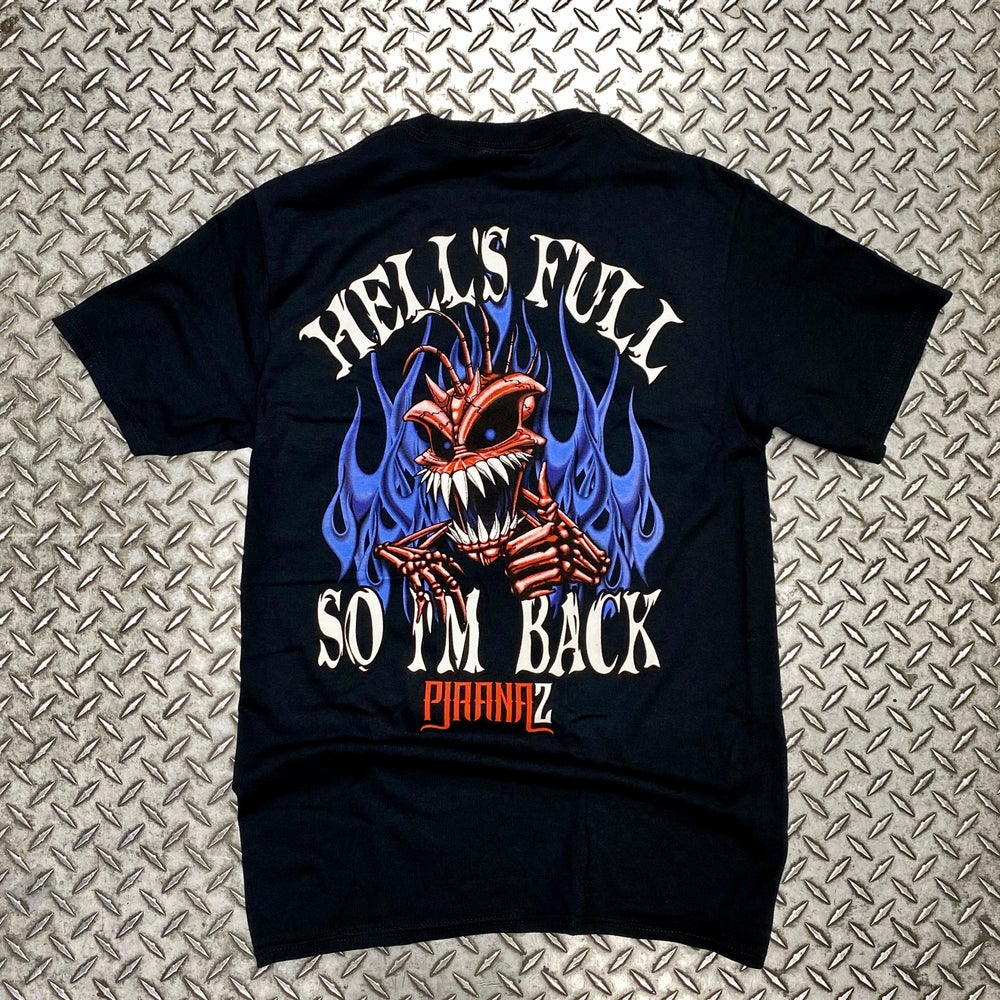 Image of Hell's Full Tee