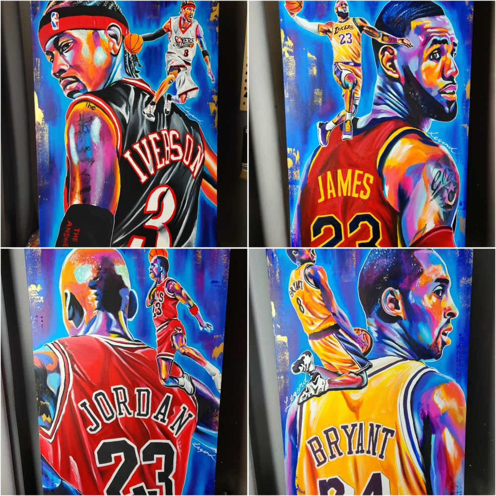 Image of LEGENDS - package deal. Pick 2, 3 or all