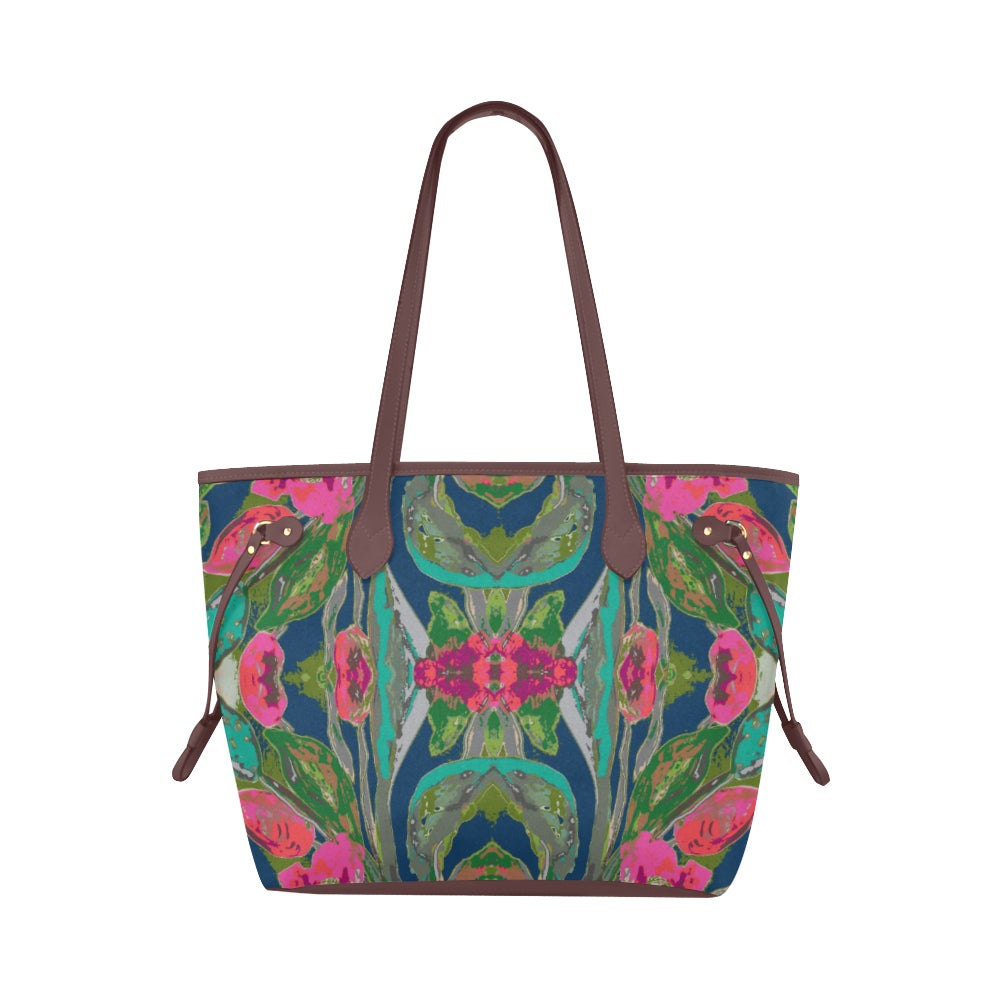Image of Blue Iris Waterproof Tote
