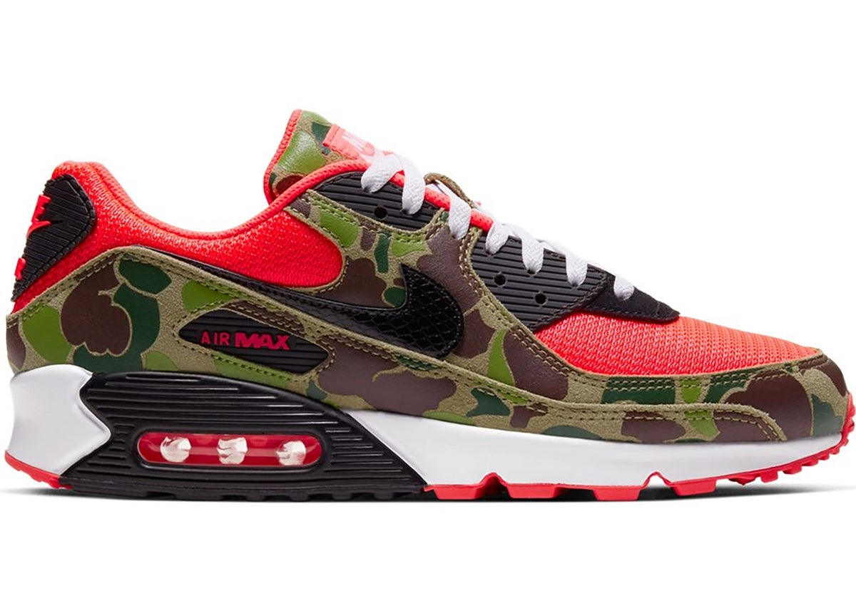 "Image of Air Max 90 ""Reverse Duck Camo"""