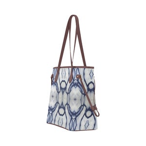 Image of Beth Blue Waterproof Tote