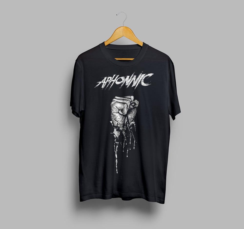 "Image of Camiseta ""Puño"""
