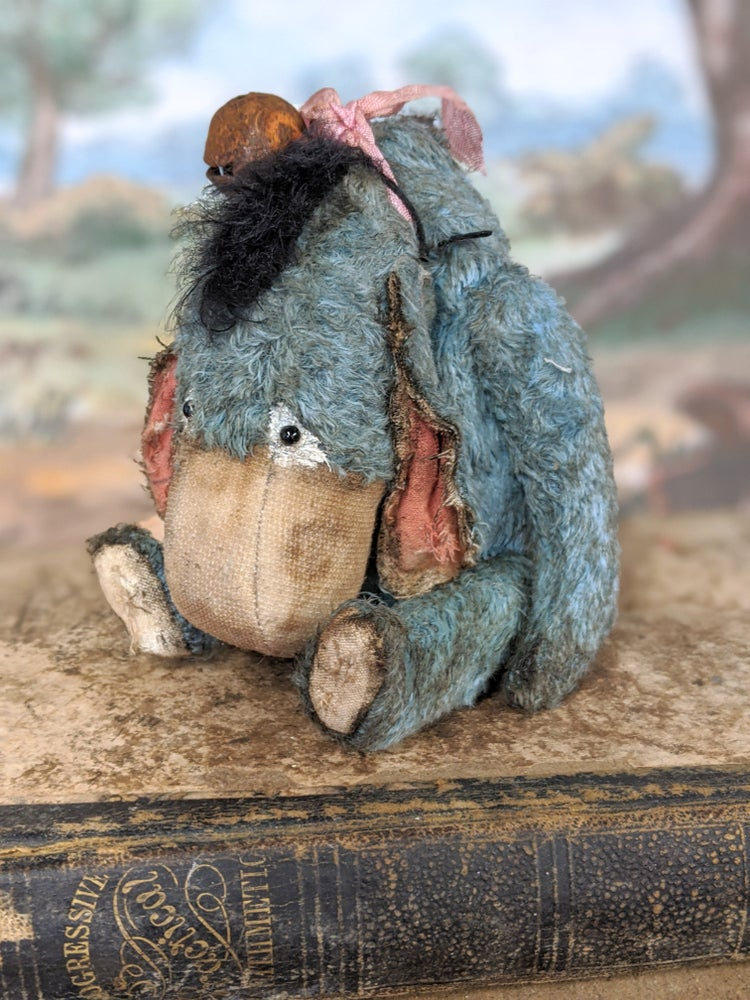 Image of Classic vintage style Eeyore donkey by whendis bears