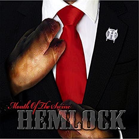 "Image of HEMLOCK ""MOUTH OF THE SWINE"" CD"