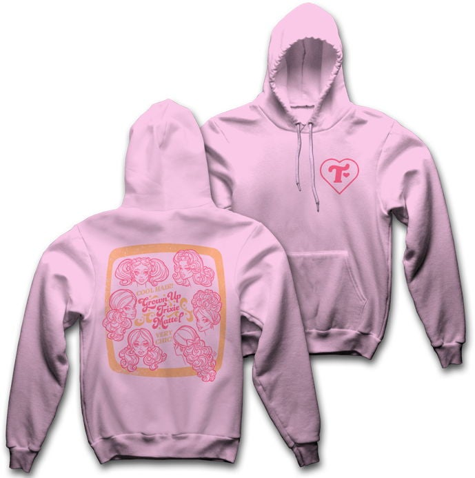 Image of FINAL RE-STOCK Grown Up Tour Hoodie