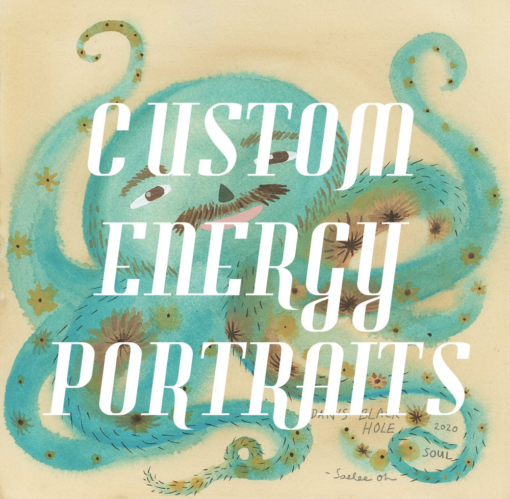 Image of Custom Energy Portrait