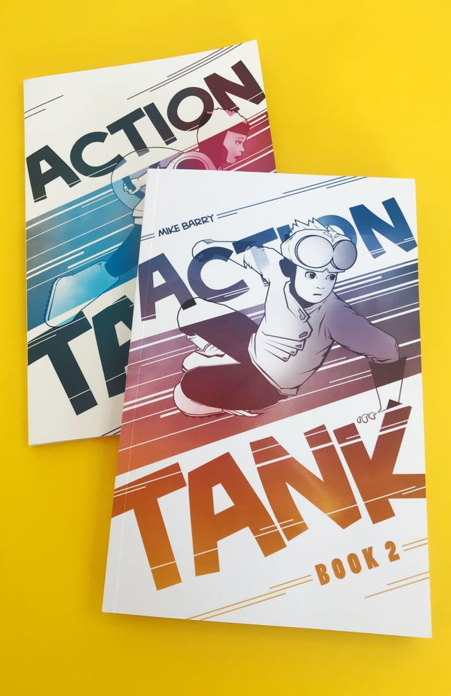 Image of Action Tank 1 & 2 COMBO PACK