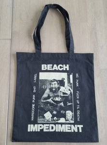 Image of BEACH IMPEDIMENT OFFICIAL TOTE BAG