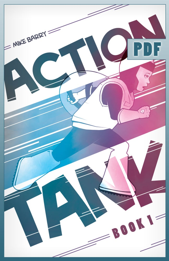 Image of Action Tank Book 1 - DIGITAL VERSION