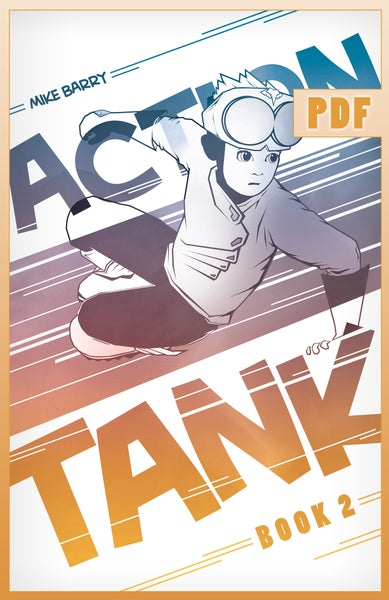 Image of Action Tank Book 2 - DIGITAL VERSION