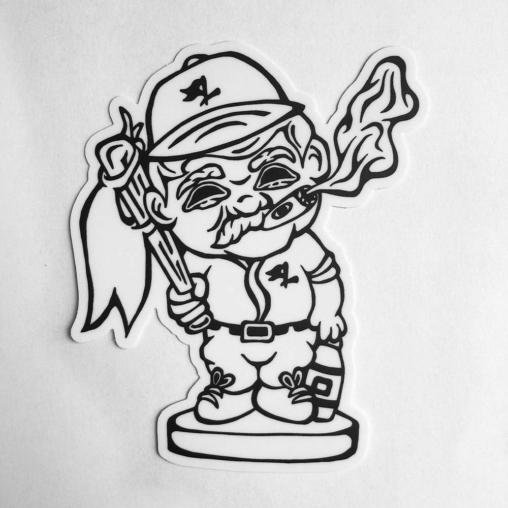 "Image of ""Bobblehead"" Sticker"
