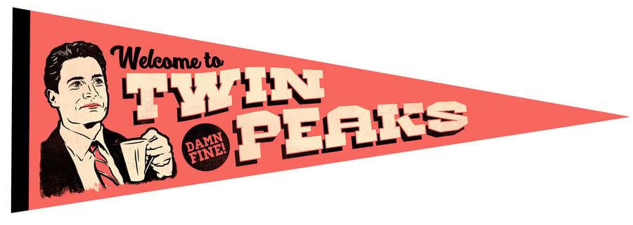 Image of Twin Peaks Pennant