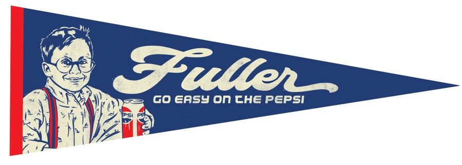 Image of Fuller Pennant