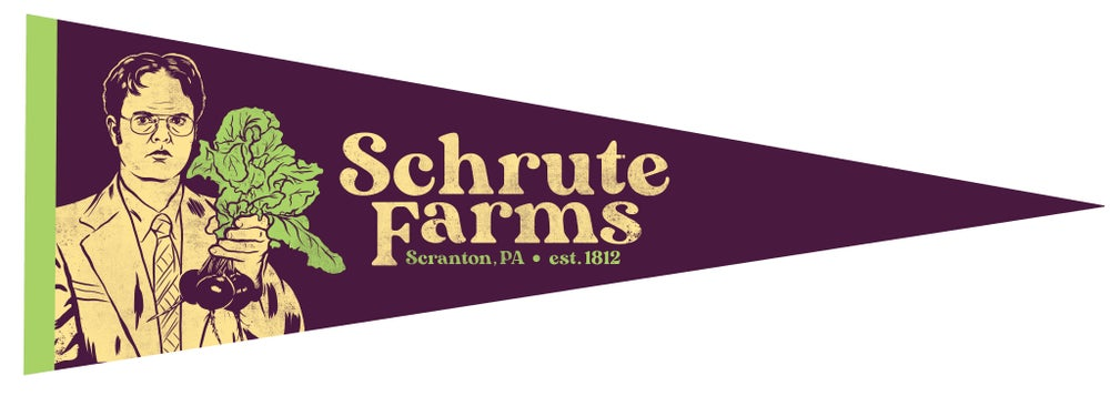 Shrute Farms Pennant
