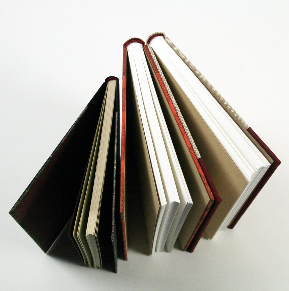 Image of Level 3: Rounded and Backed Case Binding