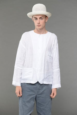 Image of The PRINTMAKER Shirt White