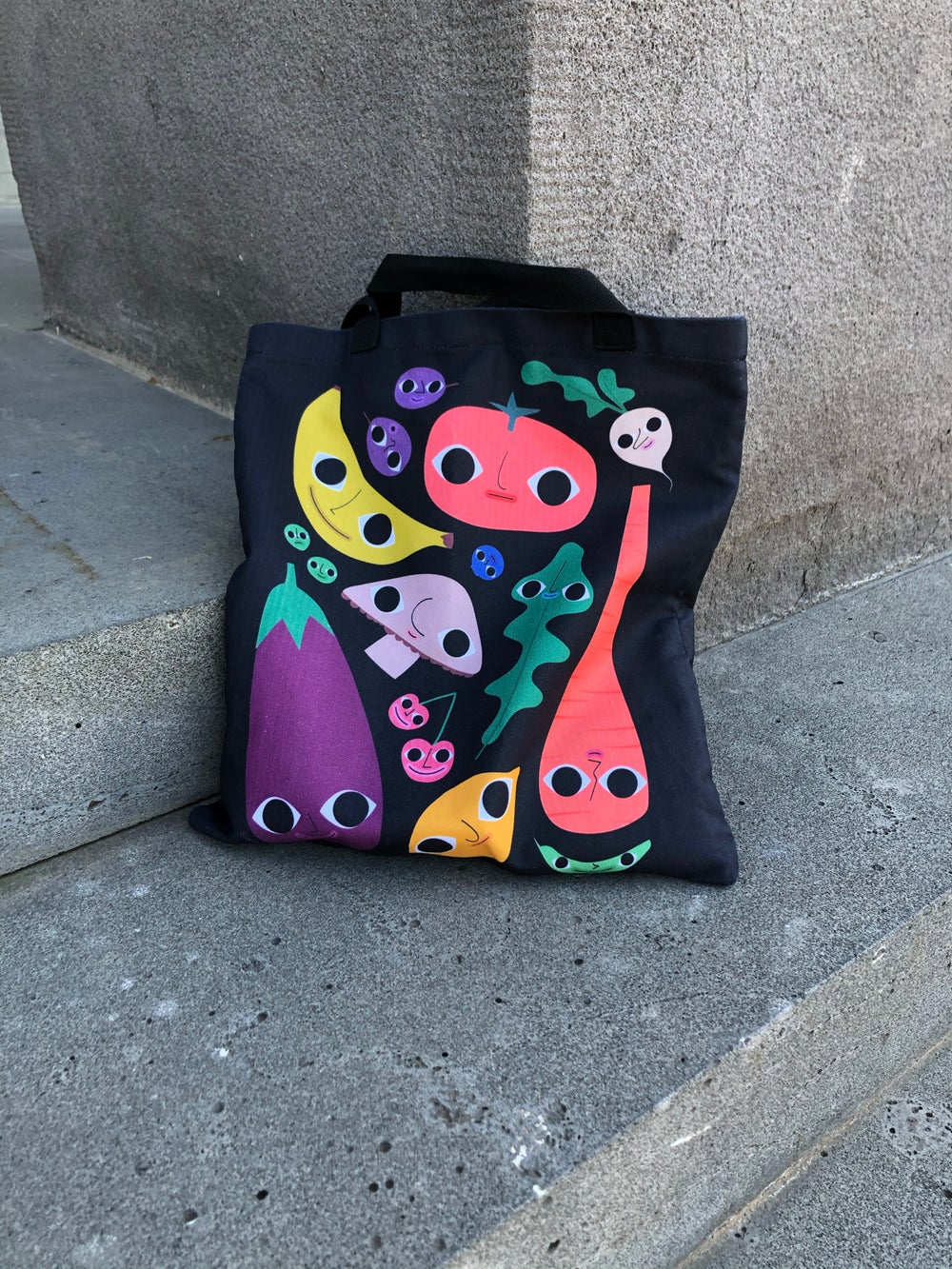 Image of Veggie Bois Tote Bag