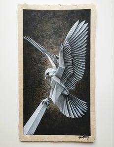 "Image of ""Helios"" original painting"