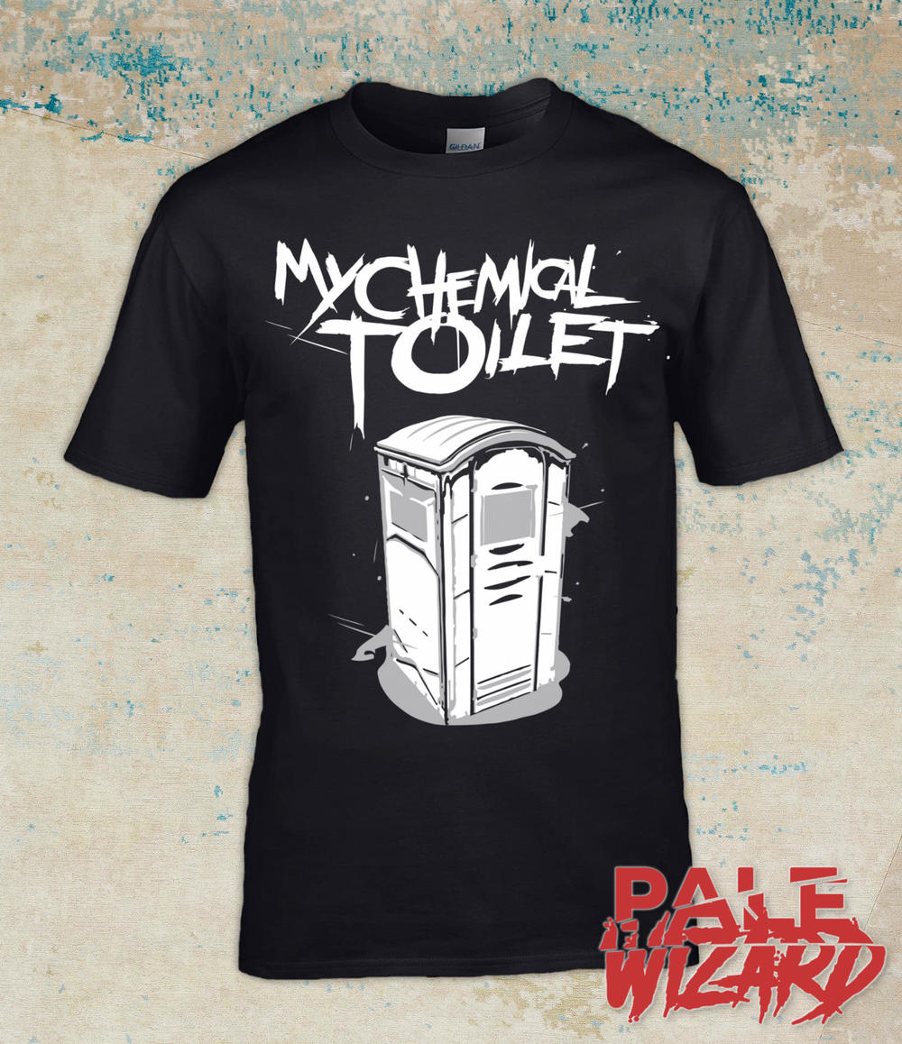 Pale Wizard Clothing - My Chemical Toilet