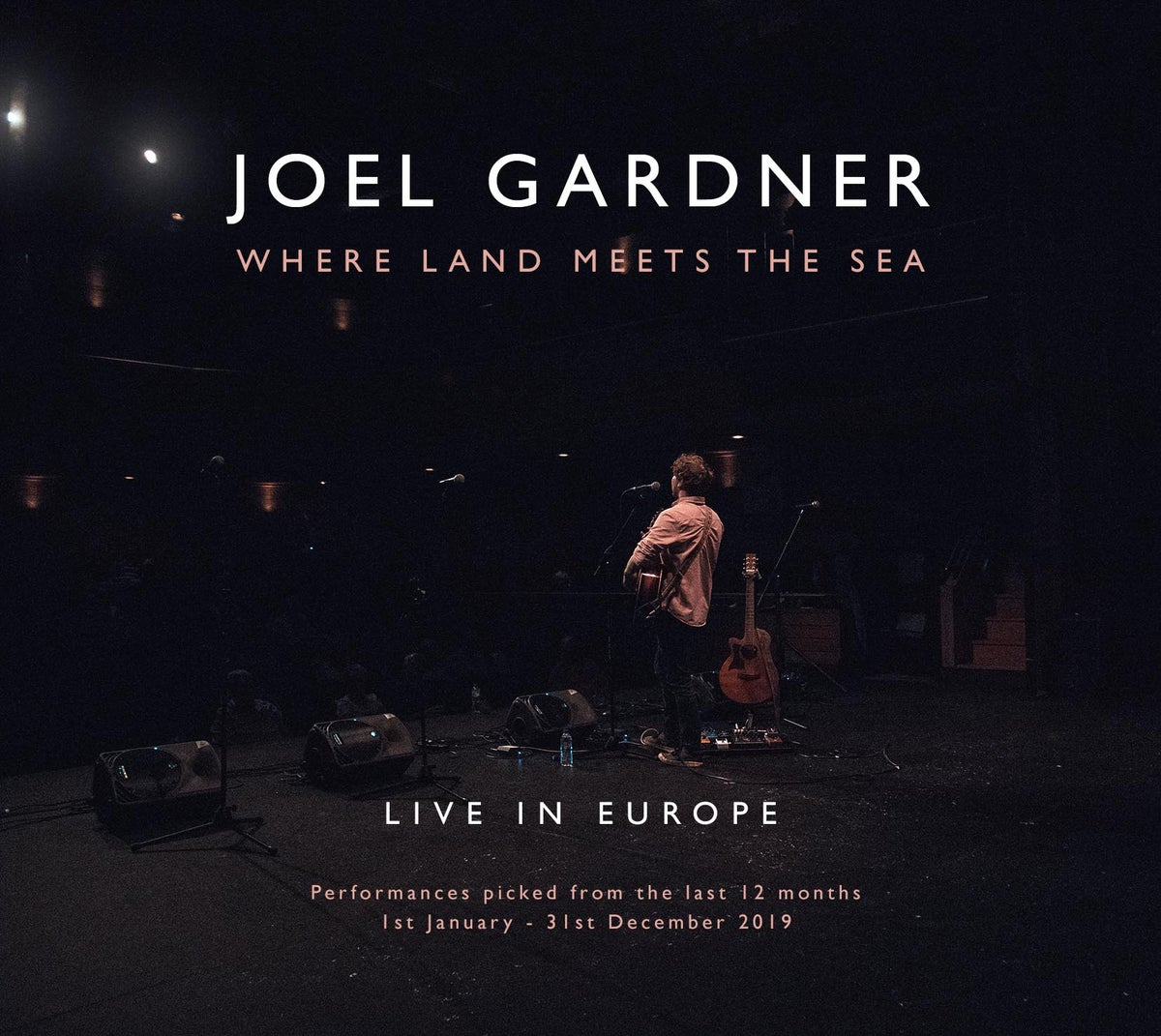 Image of Where Land Meets The Sea (Live In Europe) [CD]