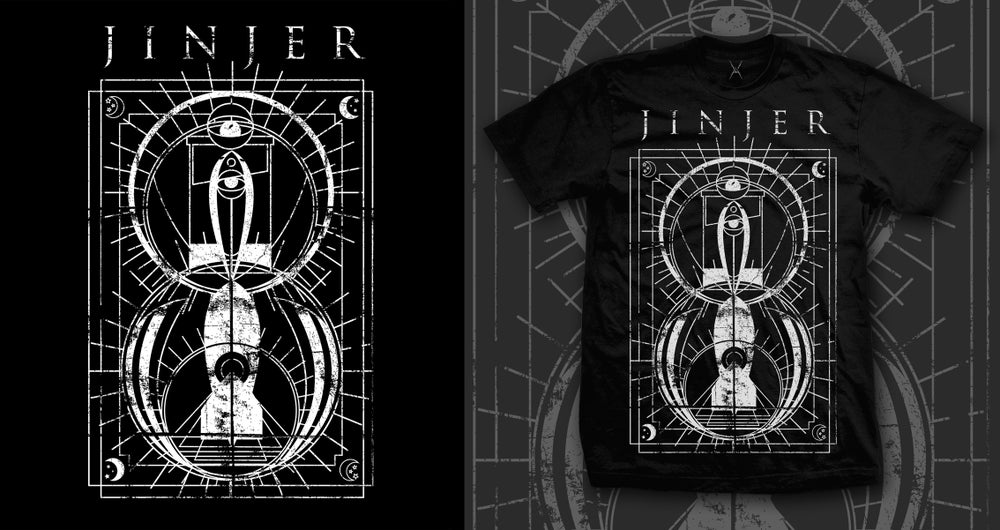 Image of JINJER - Occult - TEE *NEW*