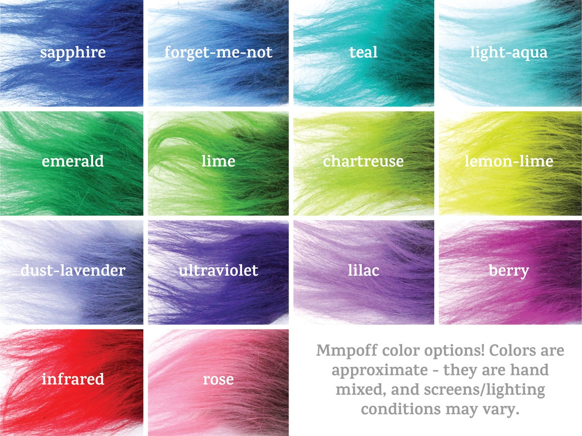 Image of Made-to-Order Mmpoff - Any Color!