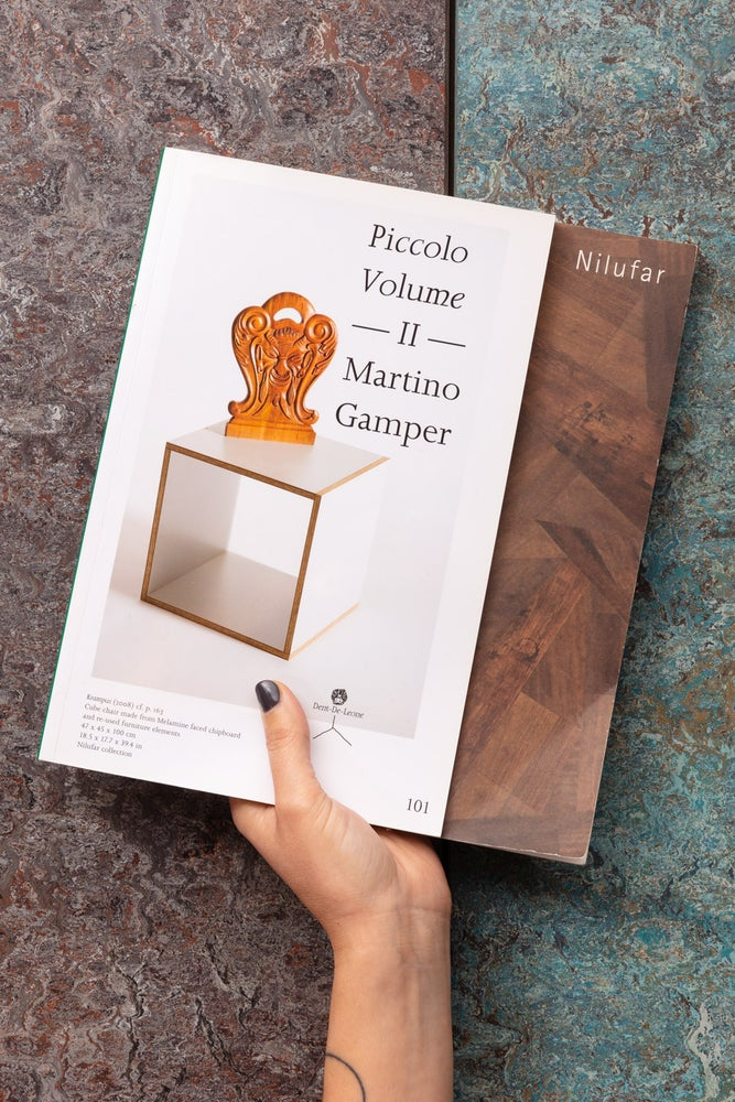 Image of BACK IN STOCK! <br /> Piccolo Volume II <br /> — Martino Gamper