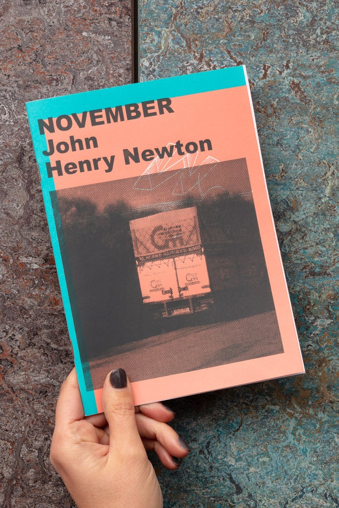 Image of NOVEMBER  <br />  — John Henry Newton