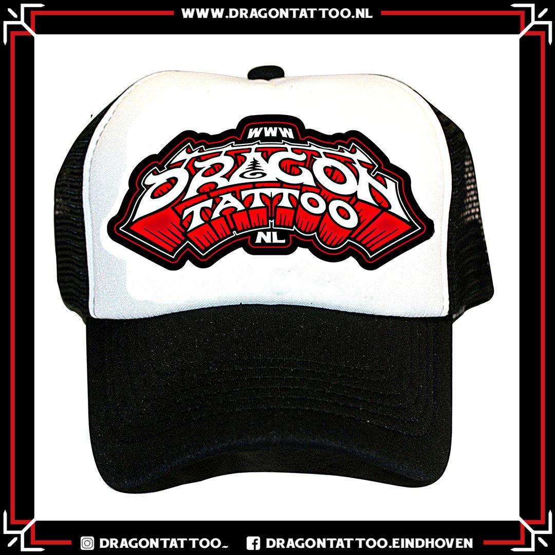 Dragon Tattoo Truckers Cap