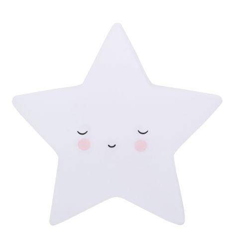 Image of Veilleuse étoile blanche