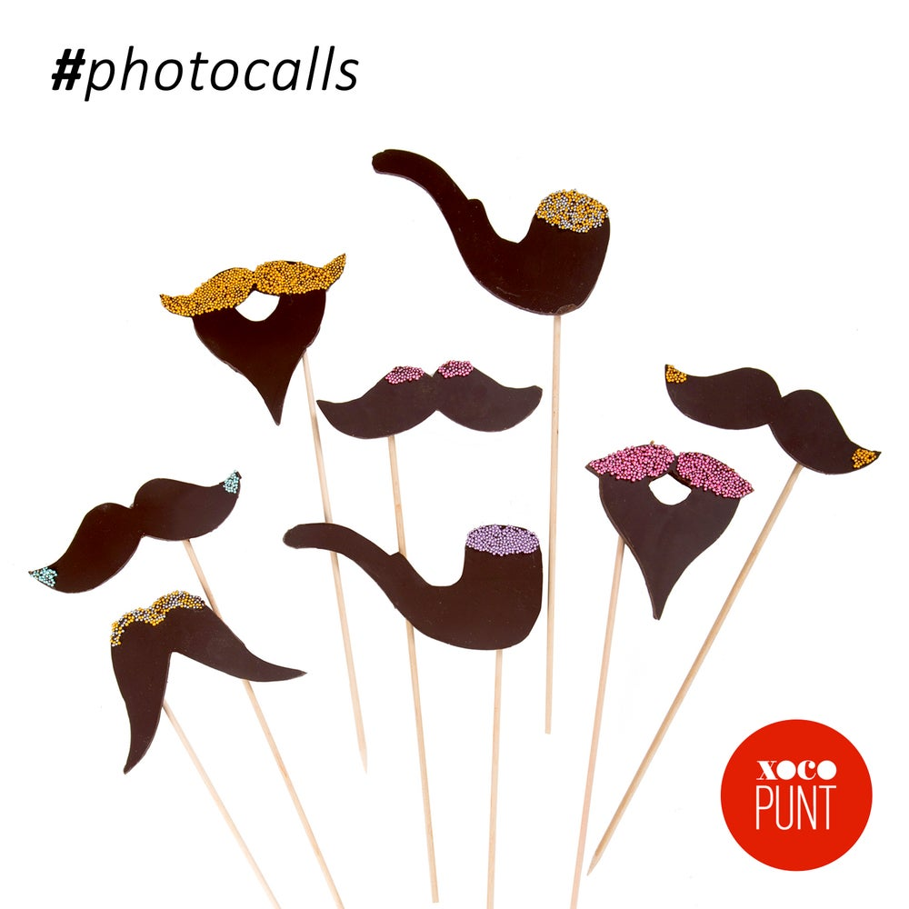 Image of PHOTOCALLS - Bigotis i pipes