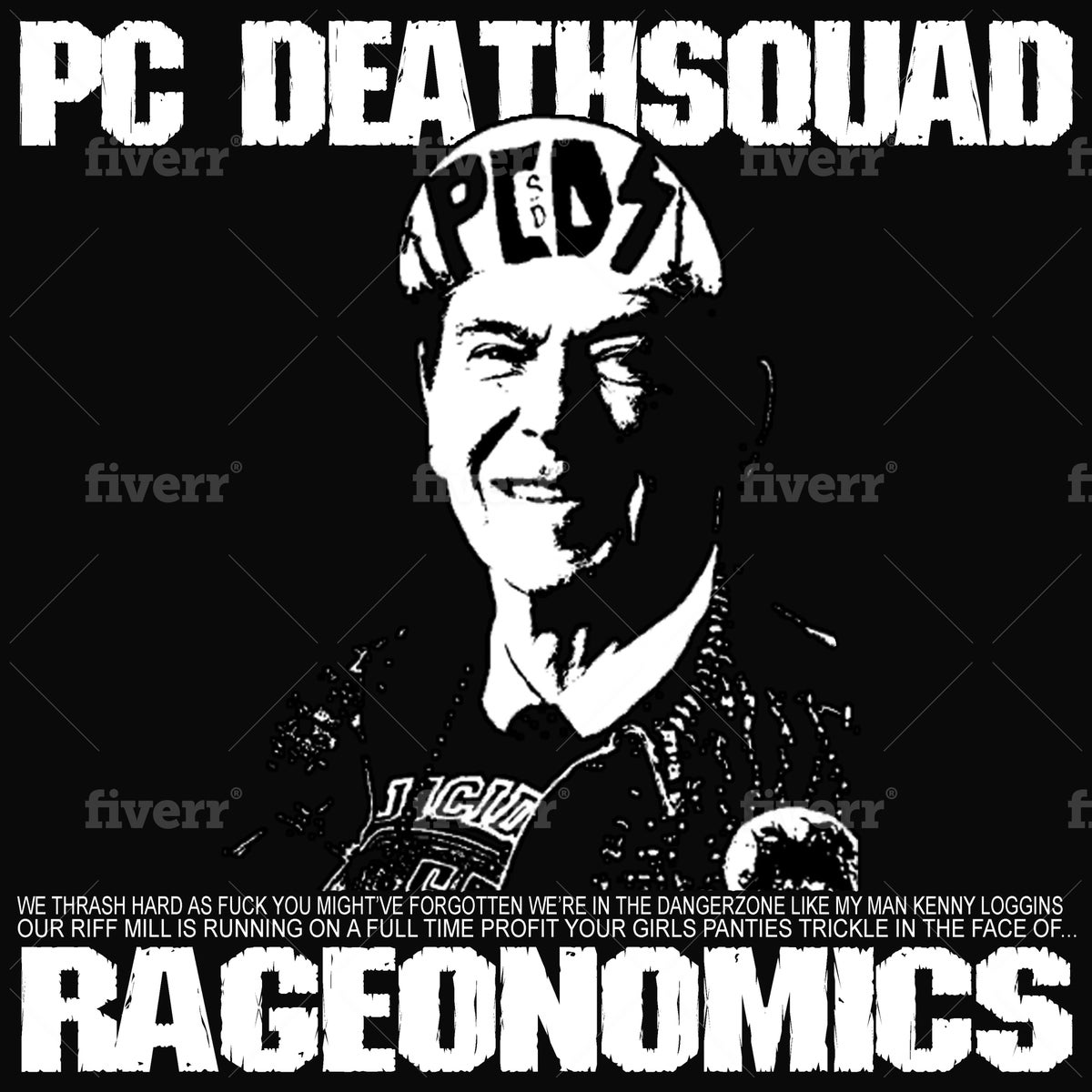 PC Deathsquad OG Rage0nomics T Shirt