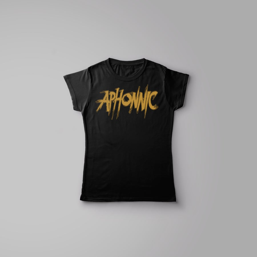 "Image of Camiseta ChicA ""Logo Aphonnic"""